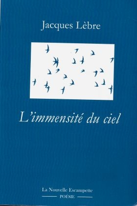 jacques lèbre,l'immensité du ciel (recension)