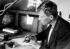Boris Pasternak, dans Quatre poètes russes, fleur, poème