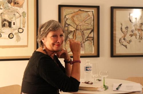 Sylvie Durbec, autobiographie de la faim, pain, enfance