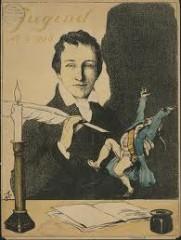 Henri Heine, 40 poèmes, Diane de Vogüe, poèmes amoureux