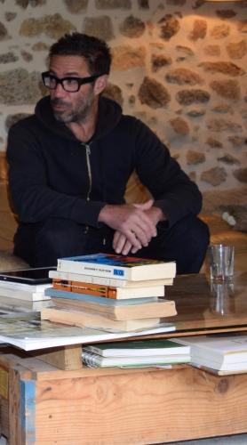 Julien Bosc, Le corps de la langue, bouche, partage, silence, parole