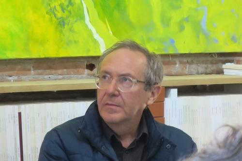 Étienne faure,«la langue est un grand étonnement»,entretien (seconde partie)