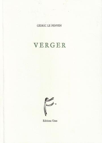 Cédric Le Penven, Verger, recension