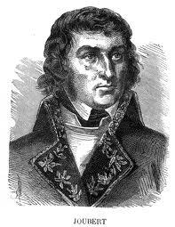 Joseph Joubert, Carnets, II, livre, langue, style
