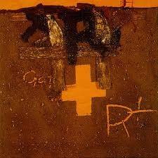 Jean Frémon, Antoni Tàpies, graffiti