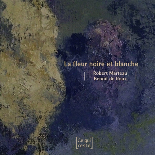 La fleur noir et blanche - Robert Marteau & Benoït De Roux.jpg