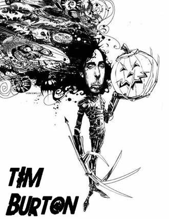 Tim Burton, l'Enfant Huître, conte