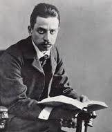Rainer Maria Rilke, Lettre, poète