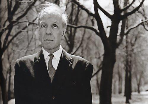Borges, En marge de «Lune d'en face», les allées de Nîmes, solitude
