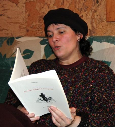 Valérie Rouzeau, Vrouz, autobiographie