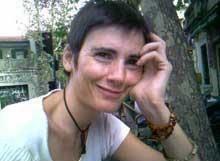 Édith Azam, qui journal fait voyage, le chien, le temps